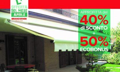 Ecobonus e tende da sole: design per una casa veramente fresca