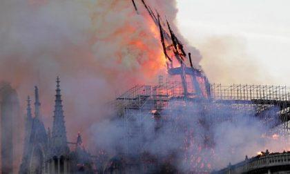 Notre Dame alla fine ha retto Le vecchie cattedrali non muoiono