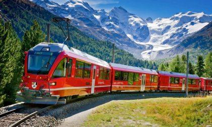 Posti fantastici e dove trovarli La Valtellina sul Trenino del Bernina