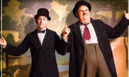 Il film da vedere nel weekend Stanlio e Ollio, comicità nostalgica