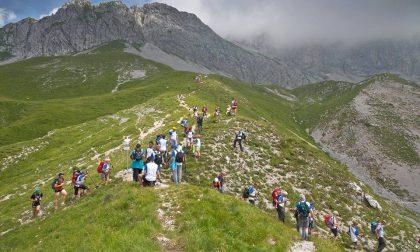 Save the Mountains e una sfida Per il 7 luglio non prendete impegni