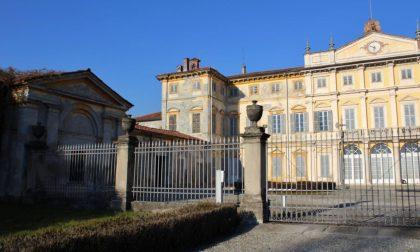 La villa da sogno a Ponte San Pietro Ma visitarla resta proprio un sogno