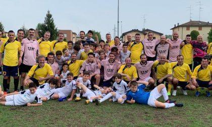 La grande festa a Reggio Emilia per il gemellaggio Dinamo-Santos