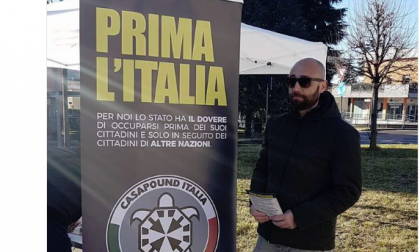 Da CasaPound a Lega-Prima Zanica «Ci ispiriamo ai valori del fascismo»