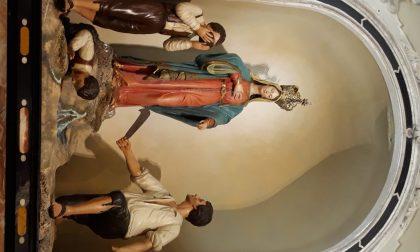 La Madonna di Altino in viaggio da Albino a tutta la Val Seriana