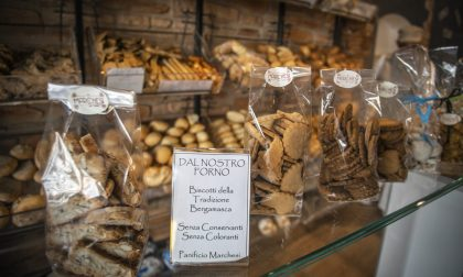 Il Panificio F.lli Marchesi, dietro cui c'è oggi il manager del buon pane