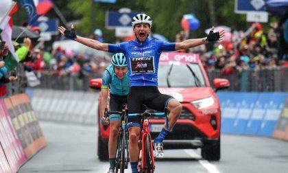 Gli ex ragazzi del Team Colpack fanno faville al 102° Giro d'Italia