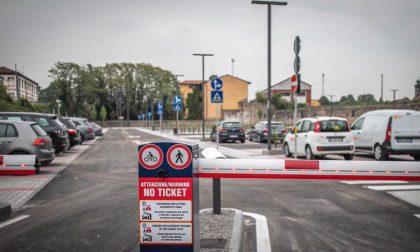 Ex gasometro, parcheggio low cost Tre euro al giorno (per due mesi)