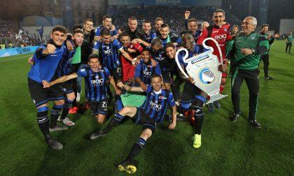 Oggi è il 26 maggio e un anno fa l'Atalanta è entrata in Champions League