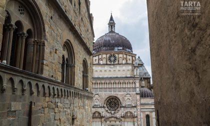Scorcio sulla Cappella Colleoni – Tiberio Magni