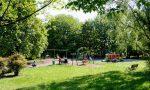 Denunciati 8 ragazzi: stavano facendo un picnic nel parco di Loreto