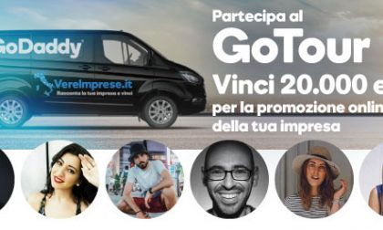 Arriva il 31 a Milano il GoTour (primo ospite Salvatore Aranzulla)