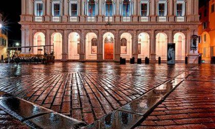 Tutti i colori di Piazza Vecchia – Andrea Pellegrini