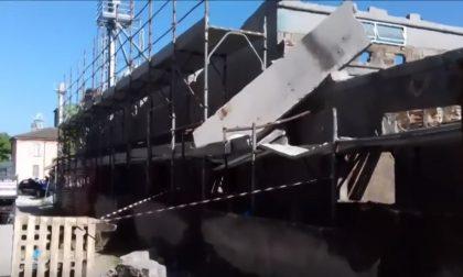 Travolto da un blocco di cemento muore sul lavoro il Primo Maggio