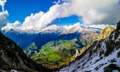 Panorami dall'Alben – Giorgio Carrara