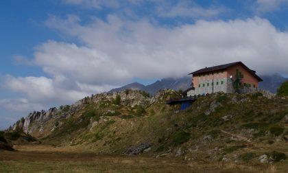 L'anello dall'Alpe Corte all'Albani Il passaporto per chi fa sul serio