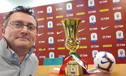 Il diario di viaggio di Fabio Gennari A Roma per la finale di Coppa Italia