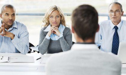 Cafonometro dei colloqui di lavoro (e lo stress da gestione dello stress)