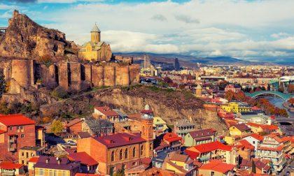 Posti fantastici e dove trovarli L'affascinante complessità di Tbilisi