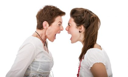 Pensieri segreti di una commessa Madre e figlia fanno shopping