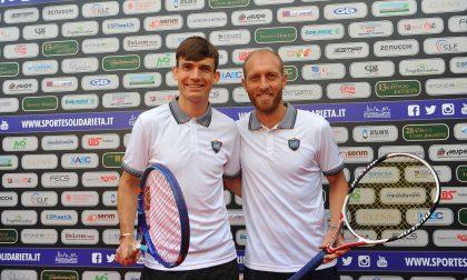 Tennis 2019, serata da… Champions Ospiti Masiello e Marten de Roon