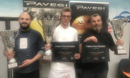 Batte tutti con ingredienti gourmet Premiato a Master Pizza Champion