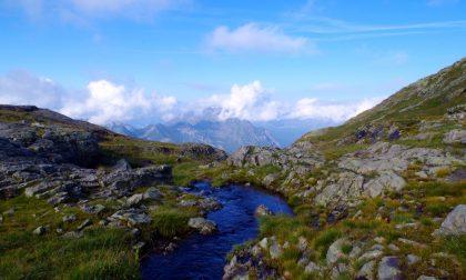 Cascate e natura incontaminata Salendo in cima al Monte Cimone