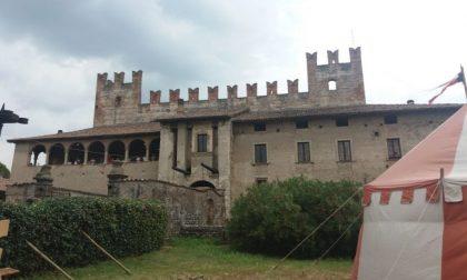 Una notte al castello, ma in tenda Malpaga all'insegna dell'avventura