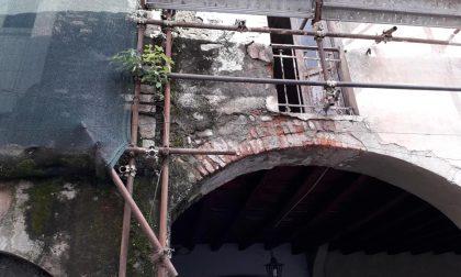 Ponte, il centro storico cade a pezzi