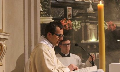 Don Glauco, l'unico prete novello