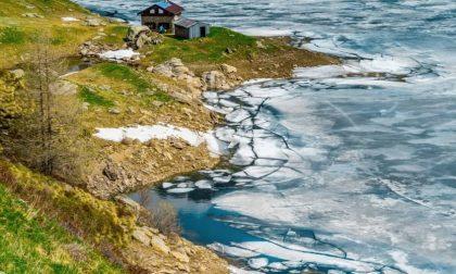 Il disgelo dei Laghi Gemelli – Francesco Micheli