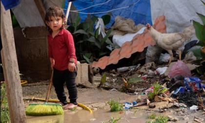 Da Caravaggio fino al Libano Racconto del campo profughi