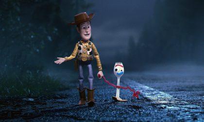 Il film da vedere nel weekend Toy Story 4, sorrisi e una lacrima