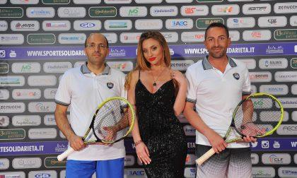 Tennis 2019, è il giorno dei vincitori Ma prima di tutto c'è la solidarietà