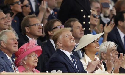 Lo sbarco di Trump in Normandia con lo scopo di azzoppare l'Europa
