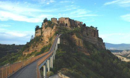 Posti fantastici e dove trovarli Civita di Bagnoregio, mozzafiato