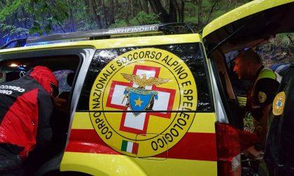 Coppia di bergamaschi perde l'orientamento sul monte Ubione: recuperati