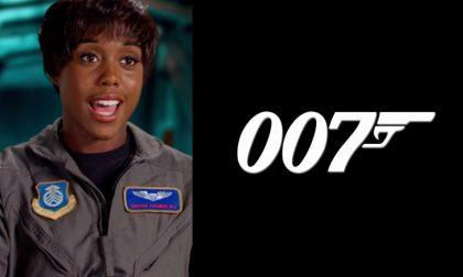 Cinque notizie che non lo erano James Bond sarà donna e nera