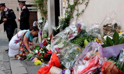 L'uccisione del carabiniere a Roma La pistola e il coltello da marine