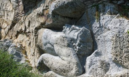 Storie e leggende delle nostre valli Il Gigante di Luzzana e il suo parco