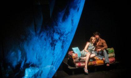 """Sognavamo un'altra Luna e le stelle Il """"nostro"""" 20 luglio 1969 a teatro"""