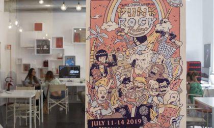 L'Istituto Europeo di Design fa scuola al Punk Rock Raduno