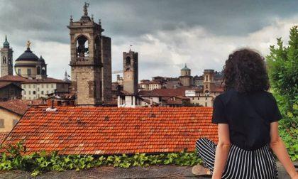 Panorami e cieli grigi dalla Rocca - Vera Balacco