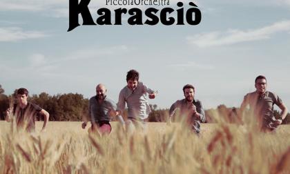 Piccola Orchestra Karasciò al Goisis «Testi impegnati, musica leggera»