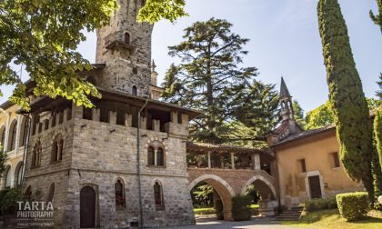 Antica bellezza (Villa Suardi a Trescore) – Tiberio Magni