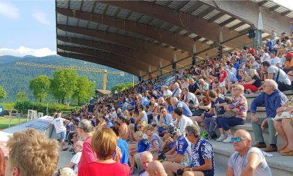 L'Atalanta è sempre una festa In tremila per il calcio di luglio