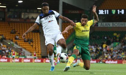 È il calcio di luglio, va bene… ma che bella Dea col Norwich