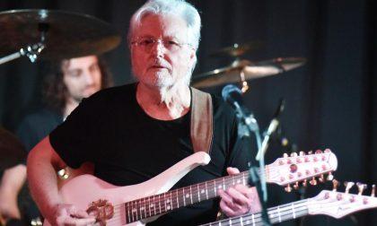 C'è Aldo Tagliapietra de Le Orme al concerto cosmico per la Luna