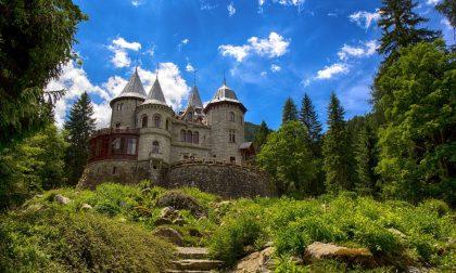 Posti fantastici e dove trovarli Castel Savoia, come in una fiaba
