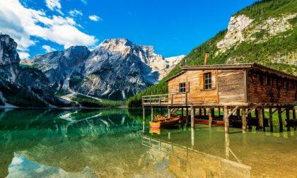 Posti fantastici e dove trovarli L'Alto Adige senza neve: stupendo